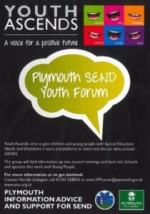 Youth Ascends Forum Leaflet