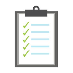 Assessment checklist.